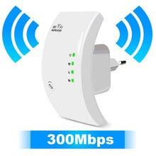 Ретранслятор wi fi wlan 300 Мбит/с расширитель диапазона с функцией