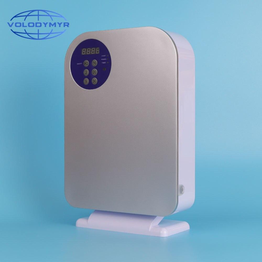 Volodymyr Sauerstoff Generator Ozonator 220v O3 Sterilisator Desinfektions Luftreiniger Reiniger Ionisator Ozon-ic Ozonisator für Home Virus
