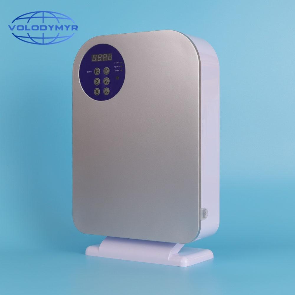 Wołodymyr Generator tlenu Ozonator 220v O3 sterylizator dezynfekujący oczyszczacz powietrza Cleaner jonizator Ozonator ozonizator dla domu bakterie