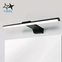 Led Bathroom Light Mirror Wall Lamp 8W 12W AC85-265V Wall Mount Light Fixture Modern Wall Lamps for Living Room Bedroom