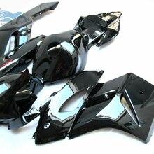 Индивидуальная впрыска обтекателя комплект Подходит для Honda CBR1000RR 2004 2005 CBR 1000RR 04 05 Черный ABS спортивные Обтекатели комплекты кузова KR15