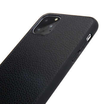 Genuine Leather Soft TPU Case for iPhone 11/11 Pro/11 Pro Max 2