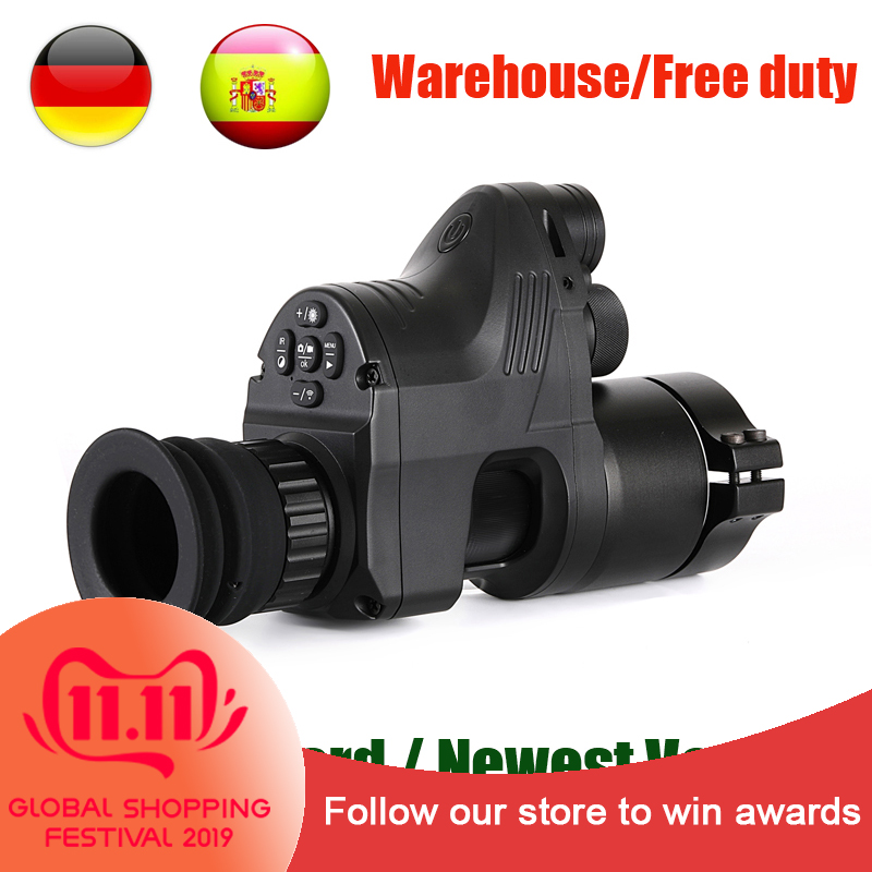 Scope-Cameras Riflescope Pard Nv007 Night-Rifle-Optical Hunting Ir/infrared Digital 5w title=