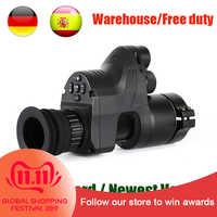 PARD NV007 Jagd Digitale Nachtsicht Umfang Kameras 5w DIY/IR/Infrarot Nachtsicht Zielfernrohr 200M palette Nacht Gewehr Optische