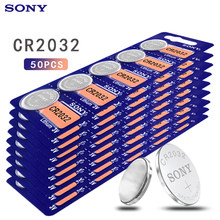 Piles au Lithium pour montre et jouets, bouton 3v, pour SONY 2032, cr2032, cr 2032, 5004LC, KL2032