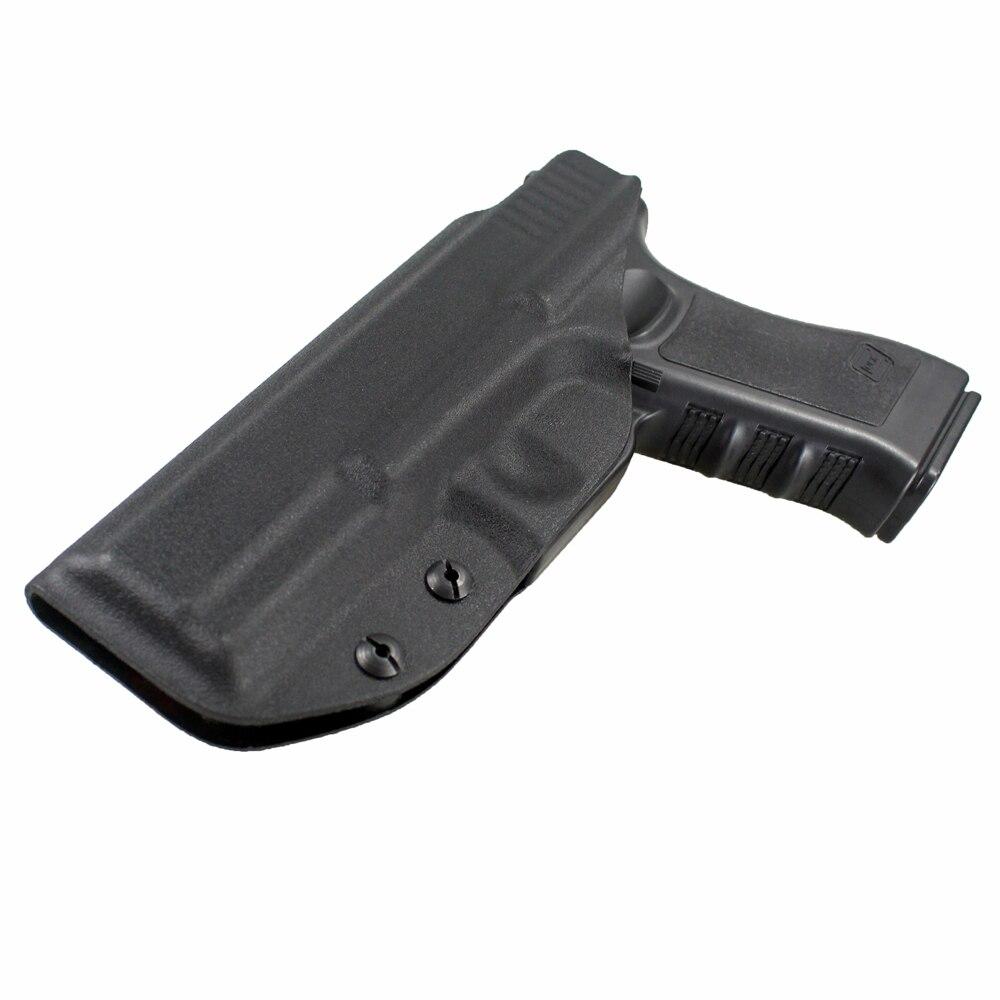 Image 3 - Охотничий кобура Glock конечный скрытый пояс для переноски пистолет кобура для Глок 17 G22 G31 правая рука-in Кобуры from Спорт и развлечения on AliExpress - 11.11_Double 11_Singles' Day
