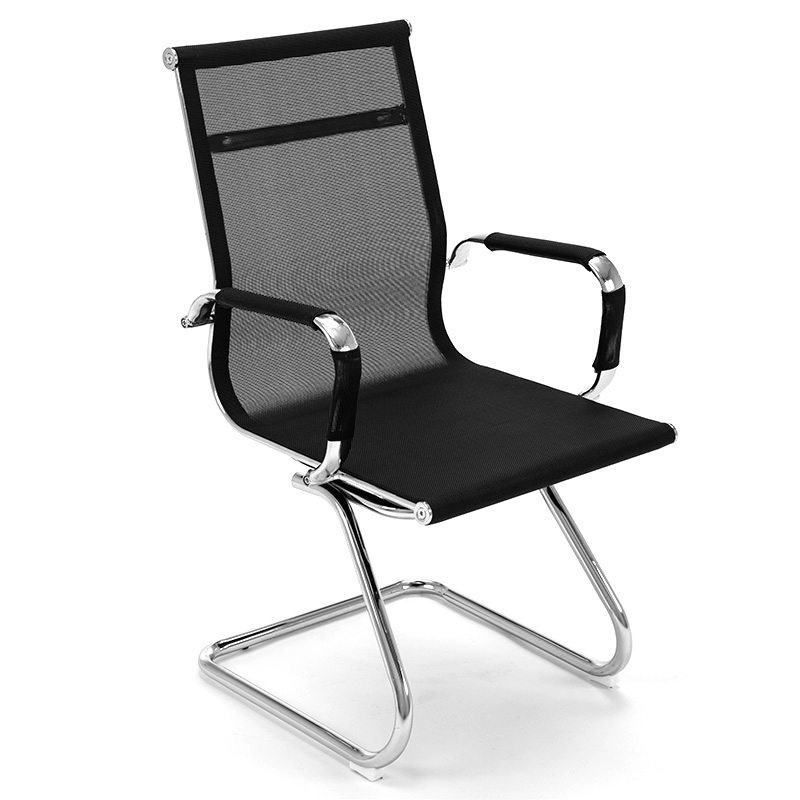 Office Chair Bow Mesh Breathable Swivel Chair Lifting Home Computer Chair Meeting Room Chair Staff Net Chair Meeting Chair