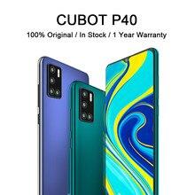 CUBOT – smartphone P40, 4 go, 4200 go, 128