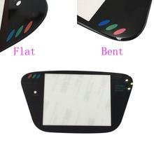 5 pièces en verre matériau de protection écran de remplacement de lentille pour Sega Game Gear GG protecteur dobjectif