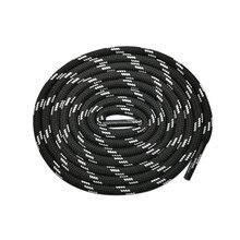 Coolstring 55 мм круглые шнурки спортивные Черные белые красные