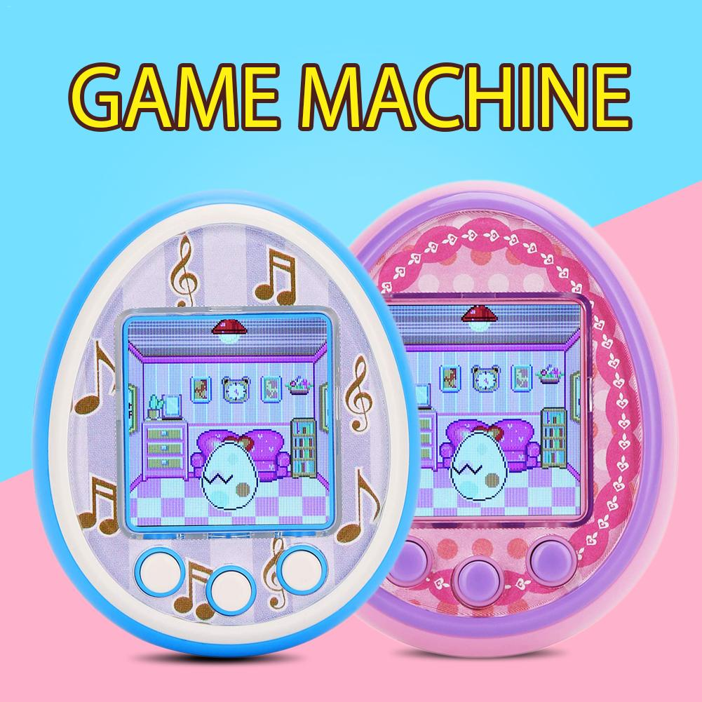 Тамагочи Electronic Pets Toys 90S Nostalgic Virtual Pet Retro Cyber Funny Tumbler Ver Toys For Children Handheld Game Machine