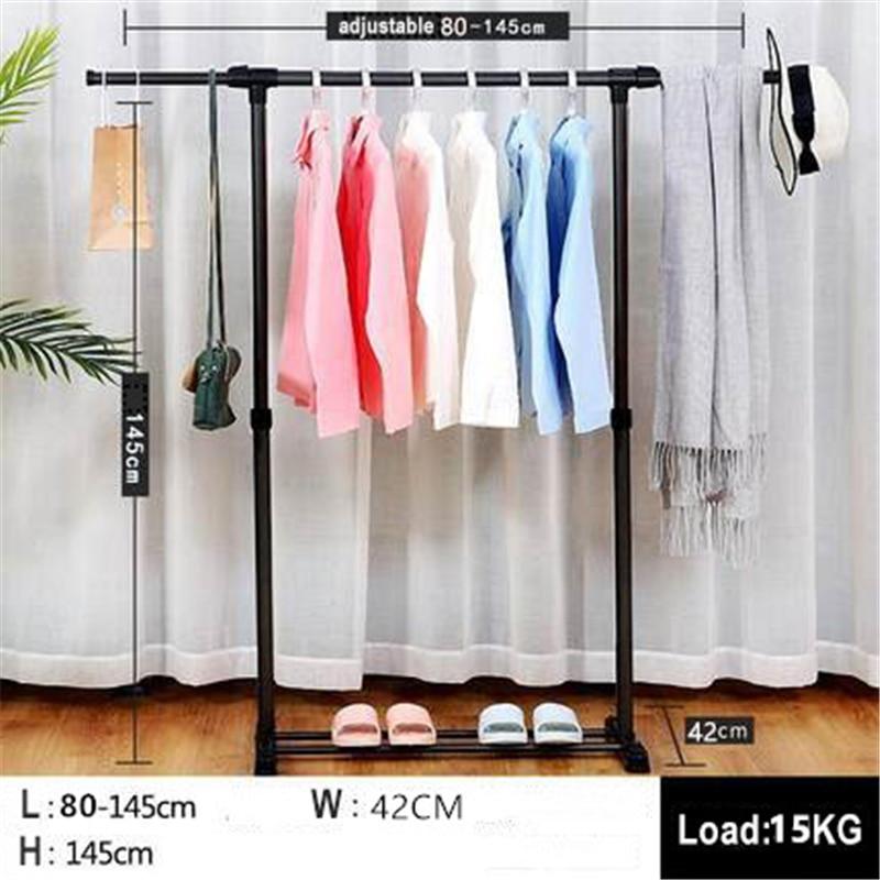 New Storage Hanger Holder Stacker Organizer Rack Clothes Coat Stand Holder
