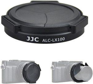 Image 5 - JJC מצלמה מגן אוטומטי מכסה עדשה עבור Panasonic LUMIX DMC LX100 DMC LX100II לייקה D LUX (Typ 109) D LUX7 מחליף DMW LFAC1