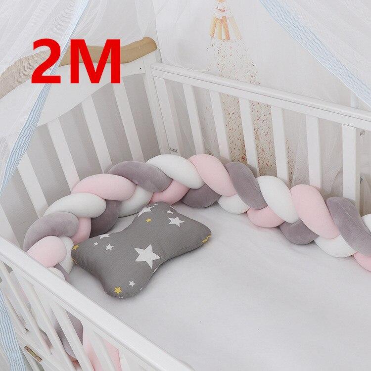 baby bumper pillow