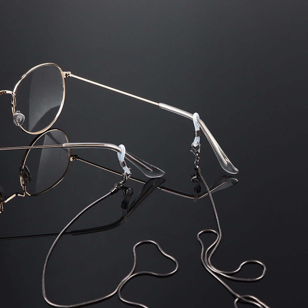 New Copper String Eyeglasses Chain Reading Glasses Metal Cords Sunglasses Spectacles Holders Frames Rope