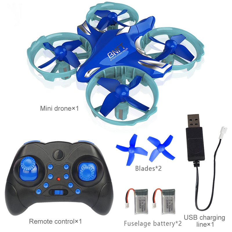 Dual Mode Quadcopter Mini Drone Remote Control And Infrared Interactive Induction Drones Toys For Children Mini Quadcopters Gift