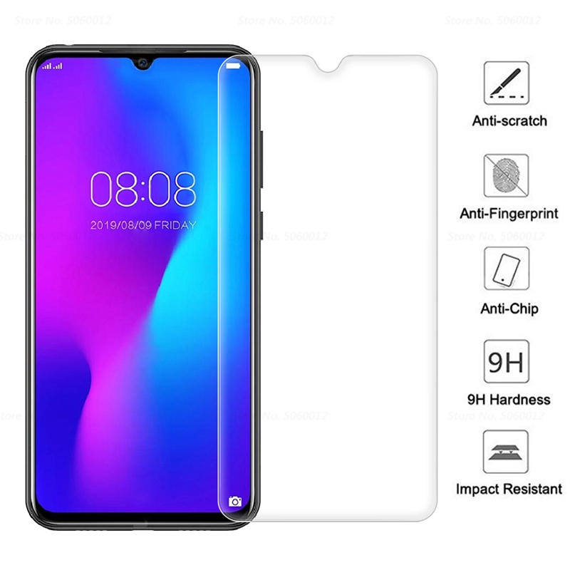 Protective Glass For DOOGEE Y8 9H 2.5D Tempered Glass For DOOGEE Y8 X11 X70 X80 Y7 N10 N20 S90 Pro Y8 Y9 Plus Screen Protector(China)