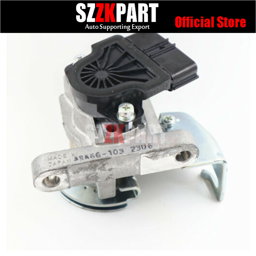 MR578861 ACCEL Pedal Travel body w/ position sensor 8 Pins For <font><b>Mitsubishi</b></font> 03-06 Outlander Lancer N84 <font><b>4G69</b></font> CU5W ENGINE BYD F6 S6 image