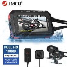 Jmcq мотоциклетные видеорегистраторы с gps треком moto fhd 1080p