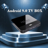 android 4 2 Android 9.0 Tv box H96Mini H8 Rockchip RK3328 1GB 8GB 16GB Android box 2.4/5.0G WiFi Google Play Android Tv box (3)