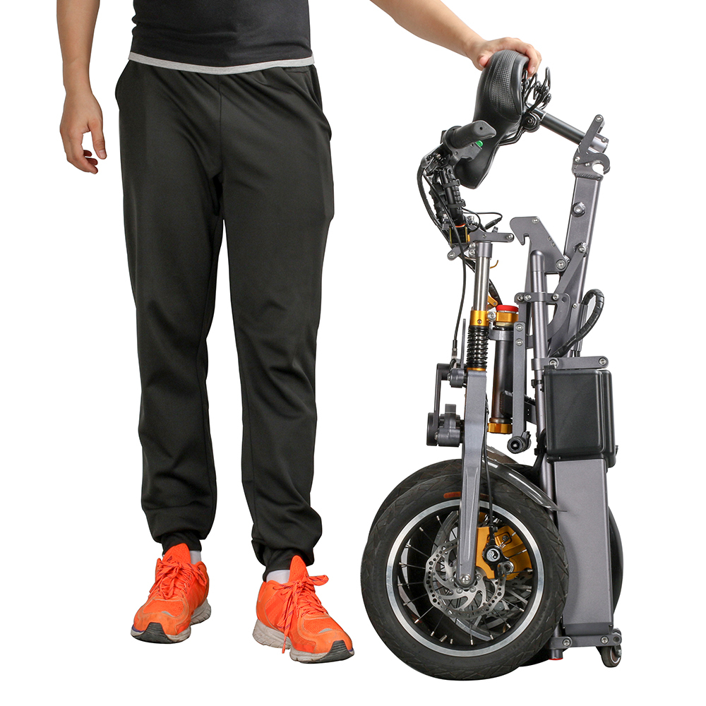 Excellent EcoRider E6-7 48V 2 Wheel Electric Motorcycle Great Electric Bicycle Christmas Gift for Kids Youth School Supplies 2