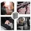 Opblaasbare Trave Voetsteun Kussen Kinderen Vliegtuig Bed Verstelbare Hoogte Been Kussen Maken Een Flat Bed Voor Kinderen En Peuters kussens
