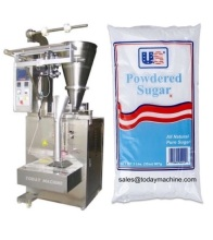 Commercial full automatic weight milk cocoa small powder pouch filling packaging machine price