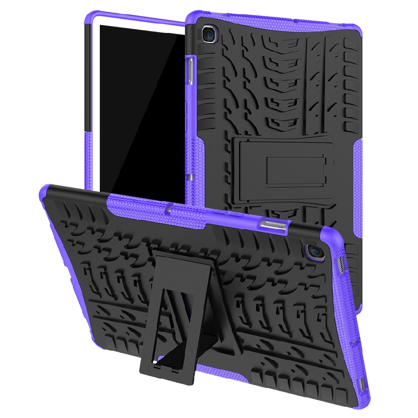 Tire Silicone PC Hybrid Armor <font><b>Case</b></font> For Samsung Galaxy Tab S5E 10.5''<font><b>T720</b></font> T725 SM-<font><b>T720</b></font> SM-T725 Heavy Duty Shockproof Tablet Cover image