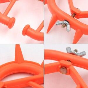 Image 5 - 20 pcs di Plastica Durevole Bovini anelli Mucca Weaner Anti Succhiare Mungitura Arresto Kit Vitello Weaner Vitello Anello Al Naso Farm prodotti