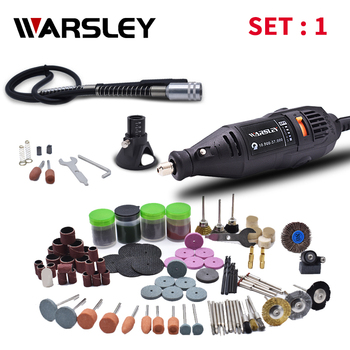 цена на Electric Drill Dremel Grinder 180W Engraving Pen Grinder Mini Drill DIY Drill Electric Rotary Tool Mini-Mill Grinding Machine