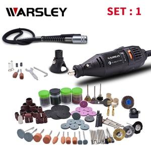 Image 1 - Elektrikli matkap Dremel değirmeni 180W gravür kalem değirmeni Mini matkap DIY matkap elektrikli döner aracı Mini değirmen taşlama makinesi