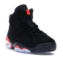 Высококачественная Новинка 6 6s дымчато-серая Баскетбольная обувь Carmine DMP Travi cints черные инфракрасные UNC мужские кроссовки для тренировок