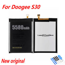 Nova bateria 5580mah bat17s305580 para doogee s30 telefone móvel