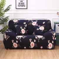 Одноместный/Два/три/Четырехместный чехол для дивана растягивающиеся покрытия для мебели клетчатый чехол для дивана упругие диванные диван...