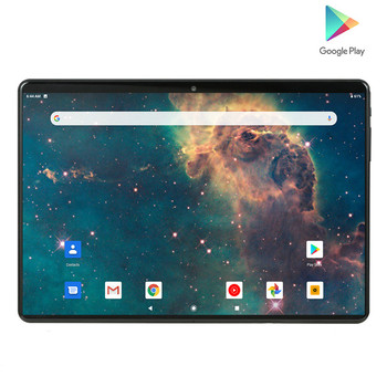 New Original 10 inch 6G+128GB Tablet Pc Android 9.0 Google Market 4G Phone Call Dual SIM Cards WiFi GPS Bluetooth 10.1 Tablets