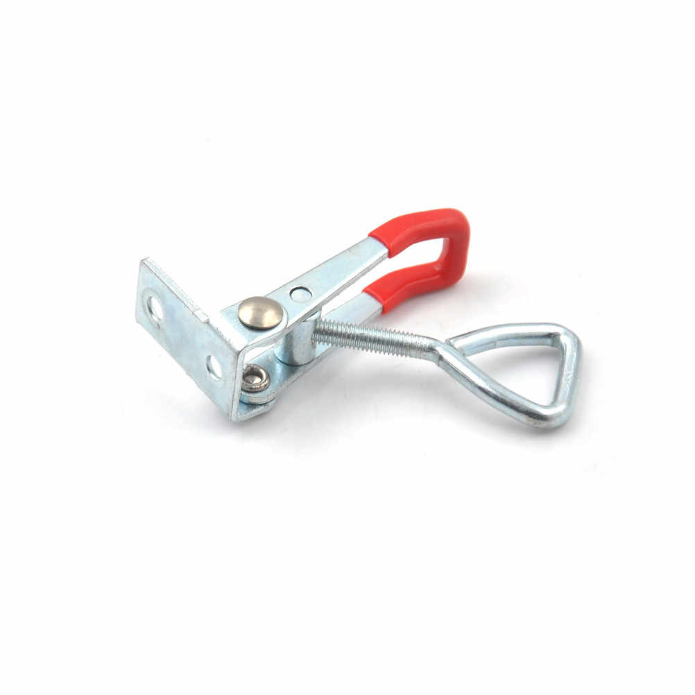 Wysokiej jakości regulowany GH-4001 zacisk sybkoprzegubowy 100Kg 220Lbs wytrzymałość zatrzask narzędzia ręczne