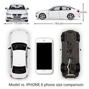 Image 3 - WELLY 1:24 BMW 335i sport auto simulation legierung auto modell handwerk dekoration sammlung spielzeug werkzeuge geschenk