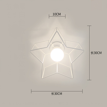 Ceiling light ceiling lamp iron living room lights modern deco salon for dining room hanging led light fixtures surface mounted 13