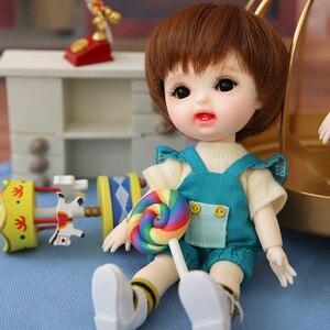 Image 2 - Daisy 1/8 Secretdoll Dollbom BJD SD Doll Body Model Baby Girls Boys High Quality Toys Shop Resin Figures Irrealdoll
