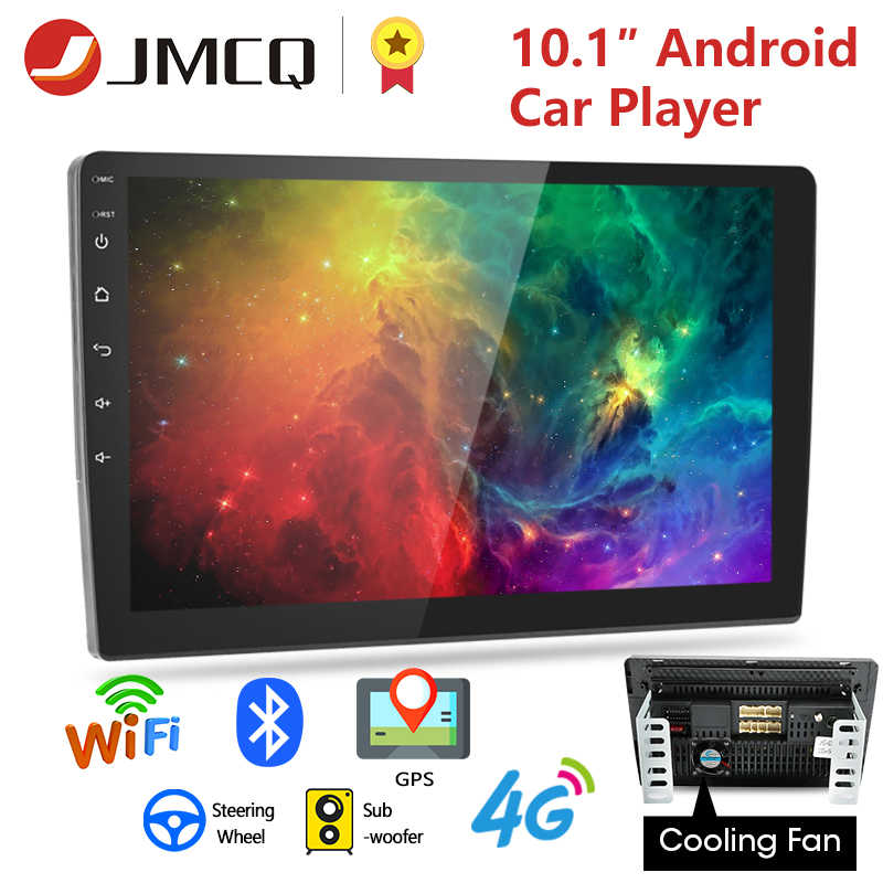 2 Din Android 8.1 2G + 32G 4G Netto 9/10.1 Inch Auto Radio Multimedia Video Player 2Din Navigatie Gps Fm Voor Nissan Kia Honda Vw