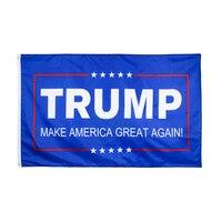 Xingying معلقة 90*150 سنتيمتر جعل الأمريكية العظمى مرة أخرى ترامب العلم ل 2020 رئيس الولايات المتحدة الأمريكية
