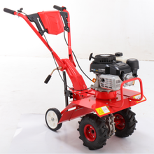 agricultural tillage tea garden multifunctional cultivator small orchard rotary tillage weeding soil trenching machine