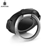 SUPCASE-Soporte de anillo de teléfono de dedo, soporte de escritorio para teléfono móvil de 360 grados, montaje de agarre para coche