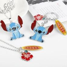 Toys Cartoon Stitch Ohana Pendan Anime How To Train Your Dragon Necklace Family Necklace Kawaii Jewelry factory dropshipping зонт складной kawaii factory kawaii factory ka005dwtpv46