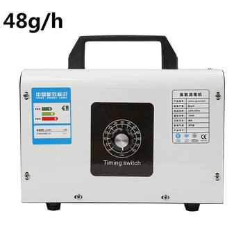 Ozone Generator Household 220V 48g/h 32g/h Air Purifier Ozonizador Machine O3 Ozono Generator Deodorant Disinfection equipment недорого