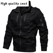 Ve avrupa amerikan tarzı erkek ceket Xxxxxxl artı boyutu büyük ve uzun erkek askeri mont uçuş erkek ceketler Streetwear A642