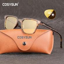 New  luxury woman photochromic sunglasses women day night vision
