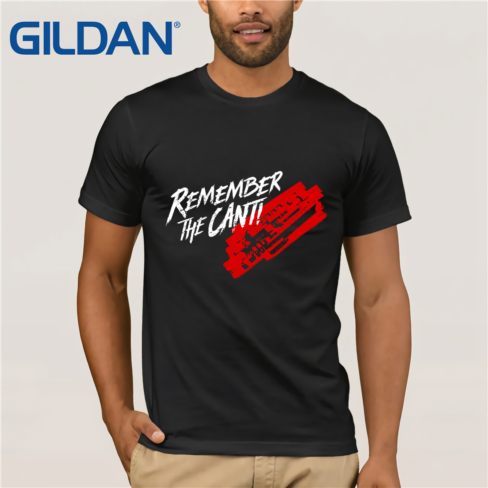 The Expanse Remember The Cant!  2019 Summer Men's Short Sleeve T-Shirt