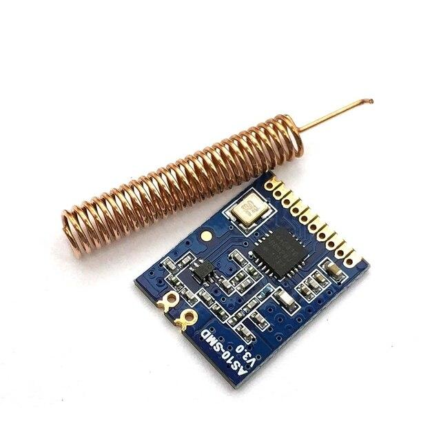 433 433mhz の無線モジュール SI4463 小型チップタイプ CC1101 NRF905 ボード 433 MHZ 433 M