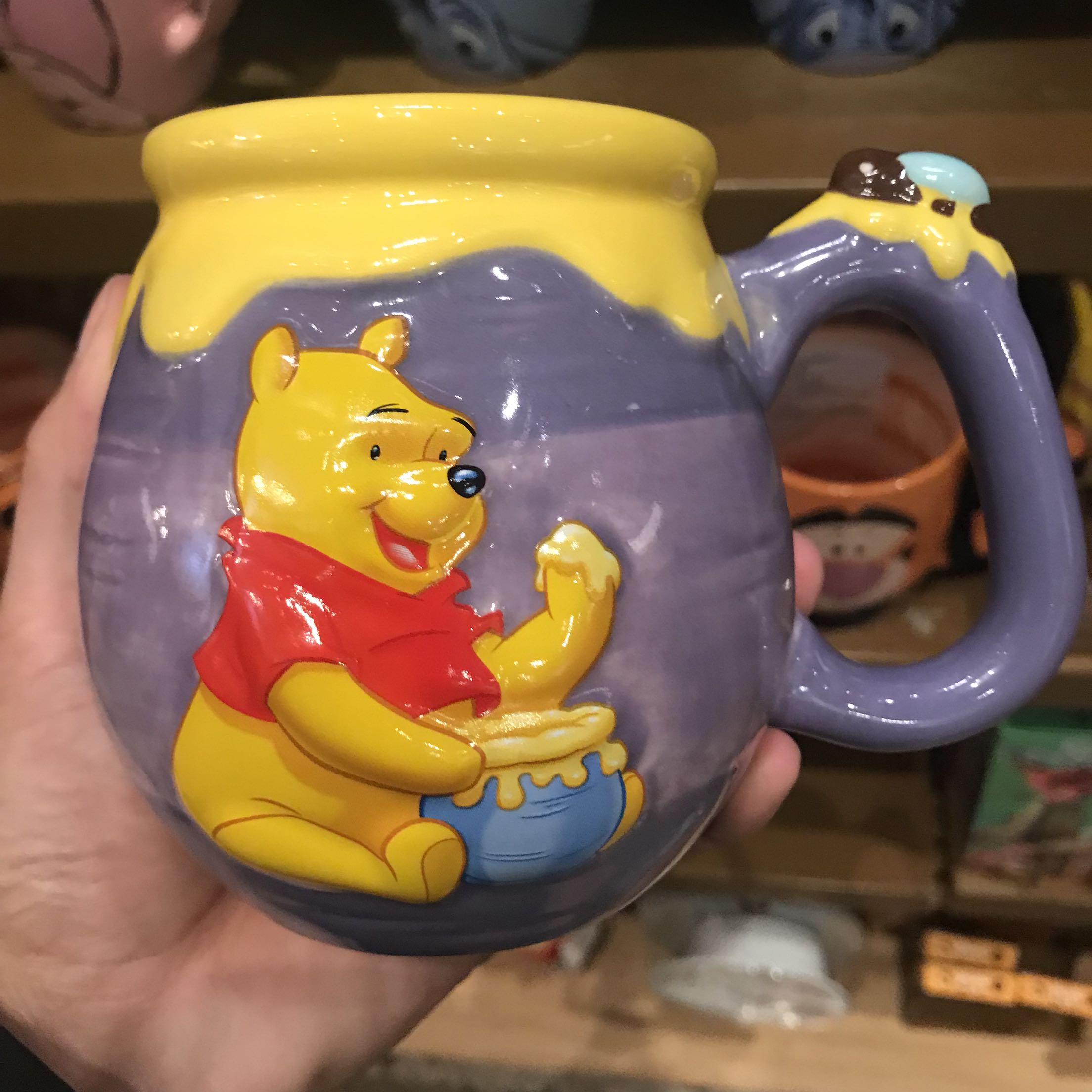 Disney 7 pièces tasse en céramique et 93 pièces chaussettes 3 sac 1 boule en verre 3 poupées